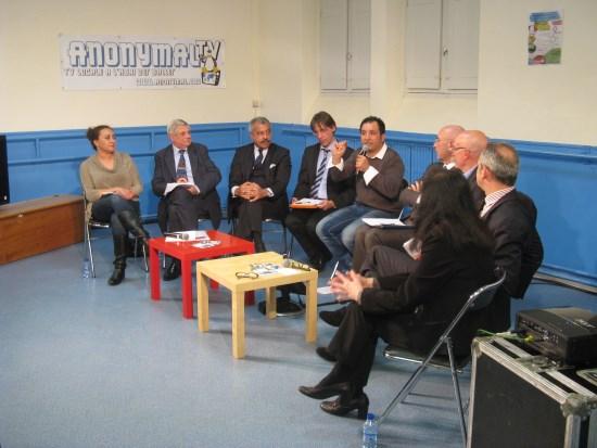 débat participatif - csc davin