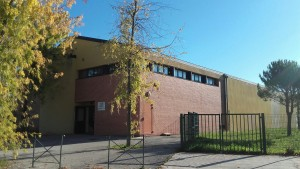 Dojo - Gymnase municipal CAU
