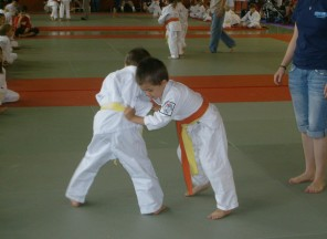 judo - csc davin