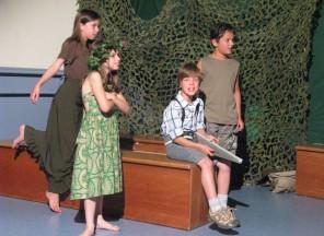theatre - csc davin