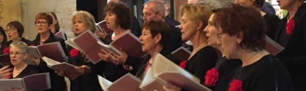 chorale slide site